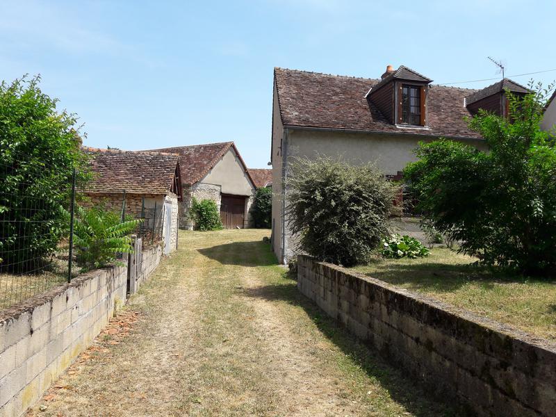 Maison à vendre à ANGLES SUR L ANGLIN(86260) - Indre
