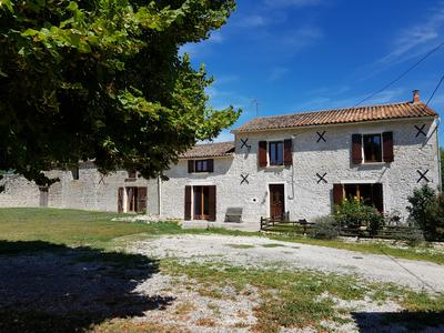 French property, houses and homes for sale in BRIOUX SUR BOUTONNE Deux_Sevres Poitou_Charentes