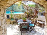Oppedette, Bien d'exception, maison de Village, vue panoramique sur canyon avec piscine.