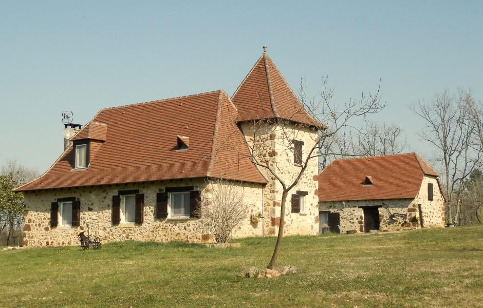 Ville De Rouffignac De St Cernin
