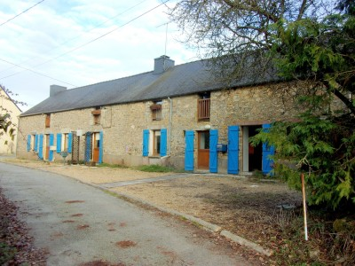 French property, houses and homes for sale in ST VINCENT SUR OUST Morbihan Brittany