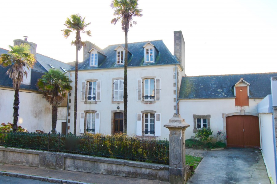 House for sale in PLOMODIERN - Finistere - Maison de Maître to be ...