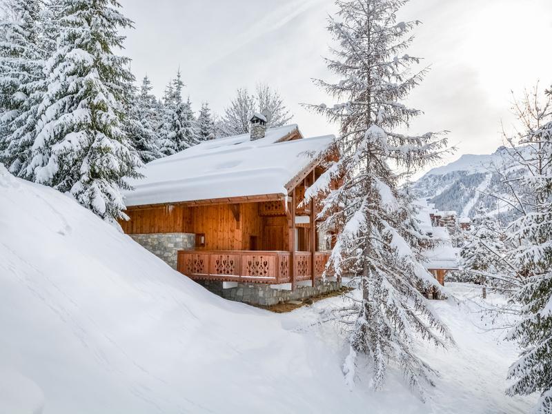 chalet 224 vendre en rhone alpes savoie meribel centre chalet superbe emplacement priv 233 mais