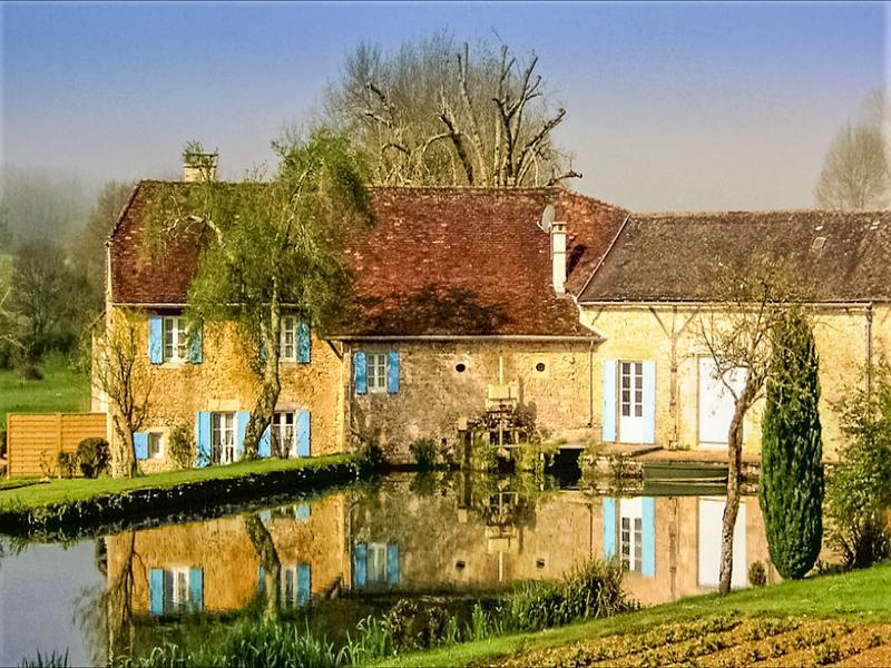Moulin vendre en aquitaine dordogne cubjac magnifique - Garage du moulin plessier rozainvillers ...