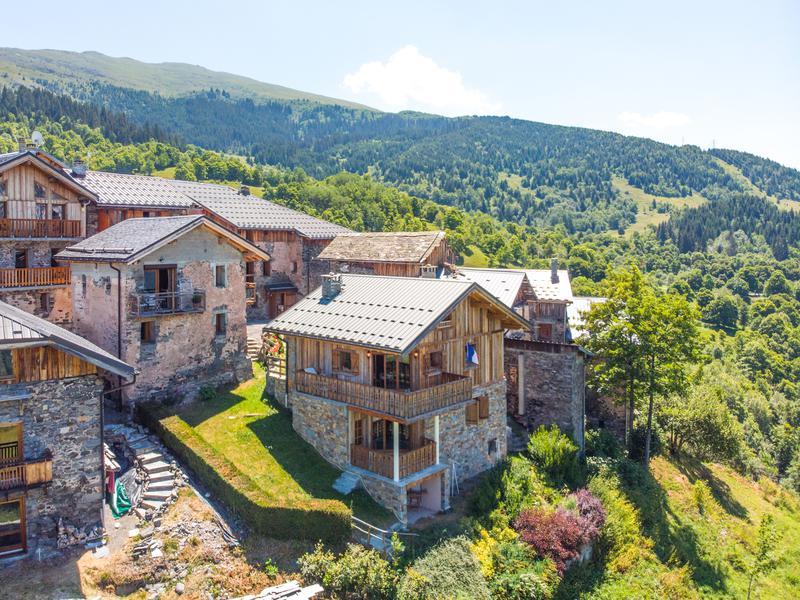 Chalet à vendre à ST MARTIN DE BELLEVILLE(73440) - Savoie