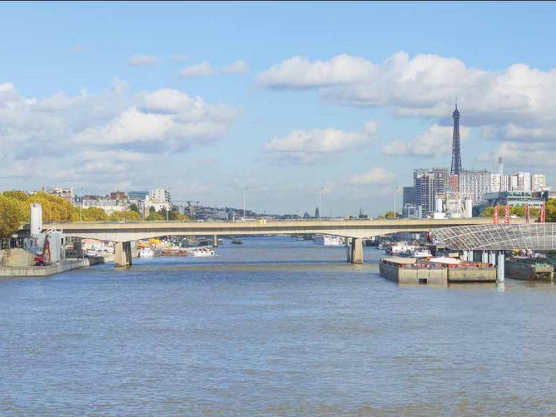 Appartement vendre en ile de france hauts de seine boulogne billancourt en limite de paris - Piscine terrain en pente boulogne billancourt ...