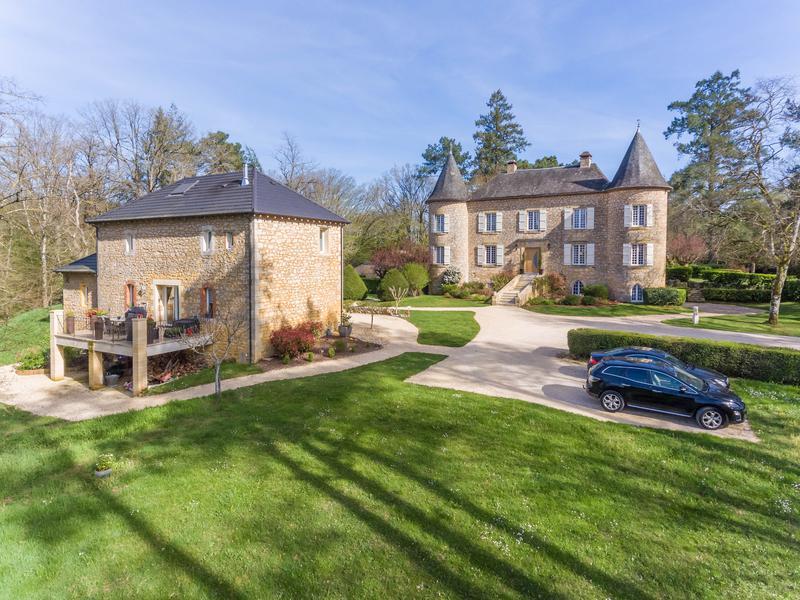 Chateau à vendre à SARLAT LA CANEDA(24250) - Dordogne