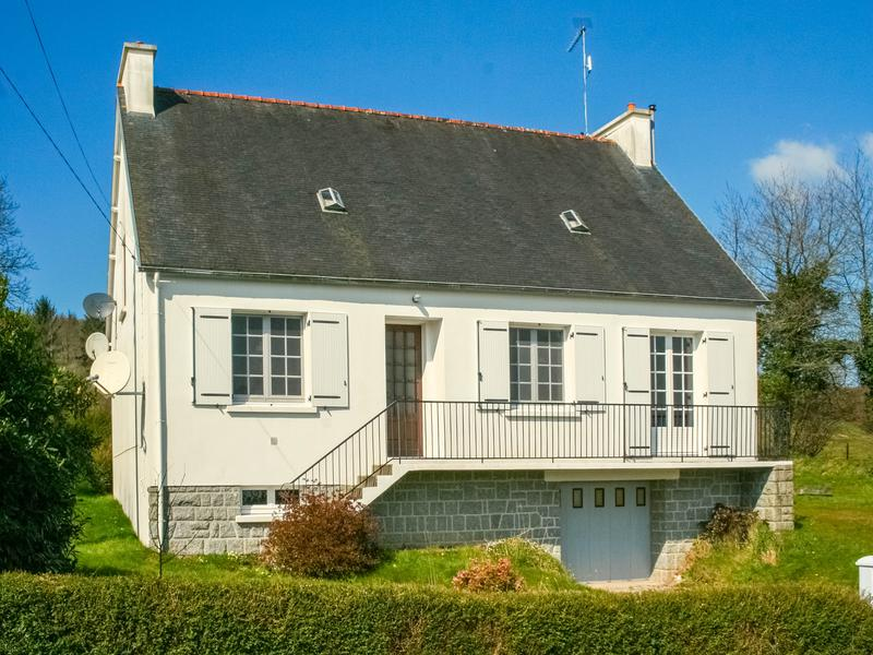 Maison vendre en bretagne finistere huelgoat belle for Acheter une maison a 2