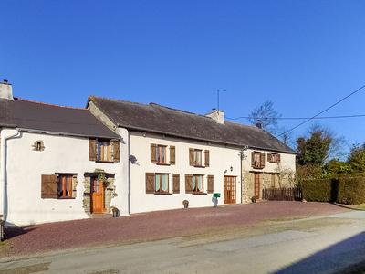 French property, houses and homes for sale in ST BRIEUC DE MAURON Morbihan Brittany