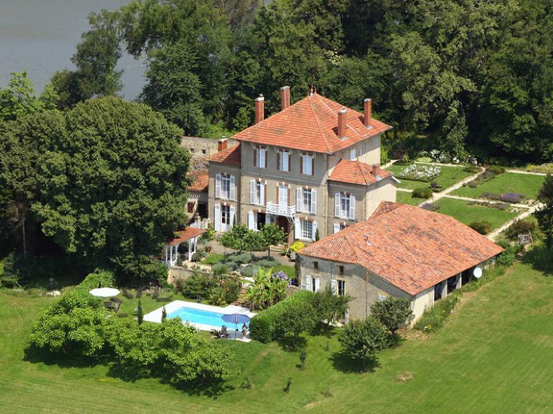 Maison vendre en midi pyrenees gers vergoignan for Acheter maison gers