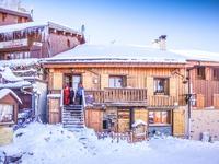 French ski chalets, properties in Montalbert, La Plagne, La Plagne, Paradiski