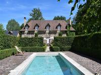 French property, houses and homes for sale in La Roque Baignard Calvados Normandy