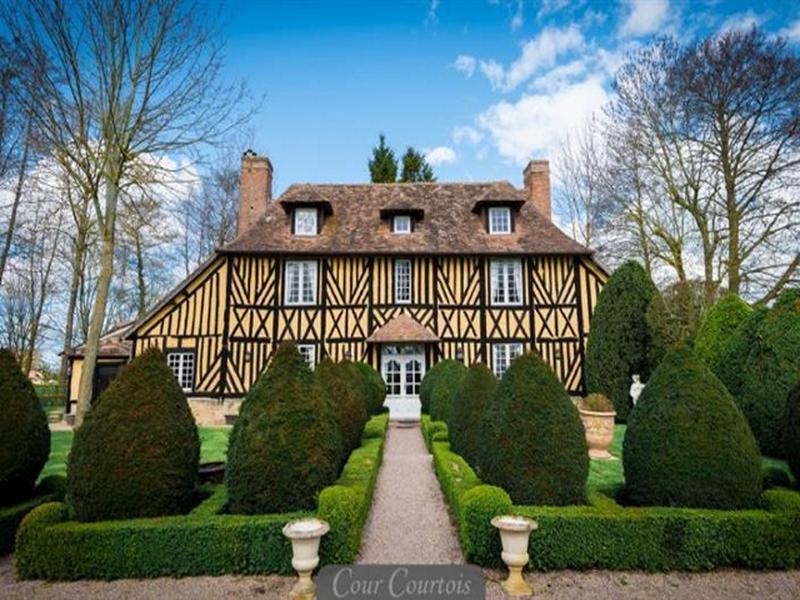 chateau vendre en basse normandie calvados saint loup de fribois pays d 39 auge calvados region. Black Bedroom Furniture Sets. Home Design Ideas