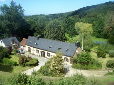 French property, houses and homes for sale in PLOUEGAT GUERAND Finistere Brittany