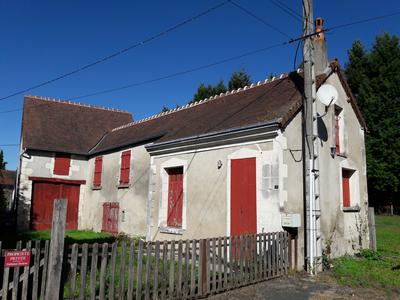 French property, houses and homes for sale in AZAY LE FERRON Indre Centre
