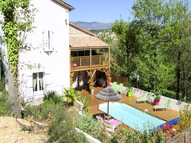 Maison à vendre à ROUMOULES(04500) - Alpes de Hautes Provence