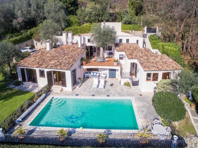 Maison à vendre à TOURRETTES SUR LOUP(06140) - Alpes Maritimes