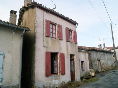French property, houses and homes for sale in ALLONNE Deux_Sevres Poitou_Charentes