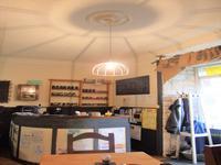 Fond de Commerce d'un restaurant au centre du village de Saint Mathieu