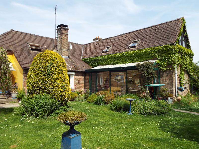 House for sale in buire au bois pas de calais for Maison bois nord pas de calais