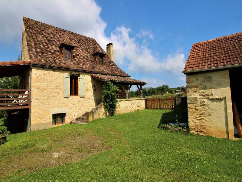 Maison à vendre à ROUFFILHAC(46300) - Lot