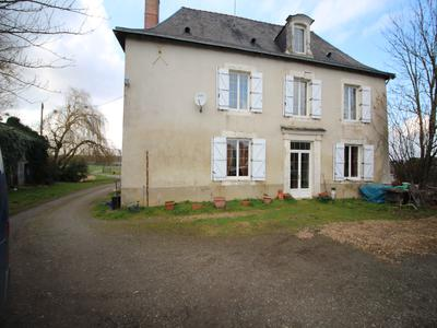 French property, houses and homes for sale in CONTIGNE Maine_et_Loire Pays_de_la_Loire