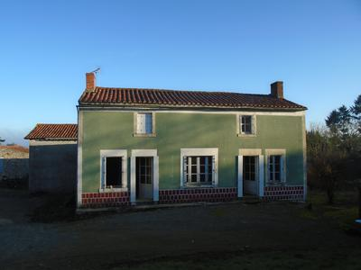 French property, houses and homes for sale in MOUILLERON EN PAREDS Vendee Pays_de_la_Loire