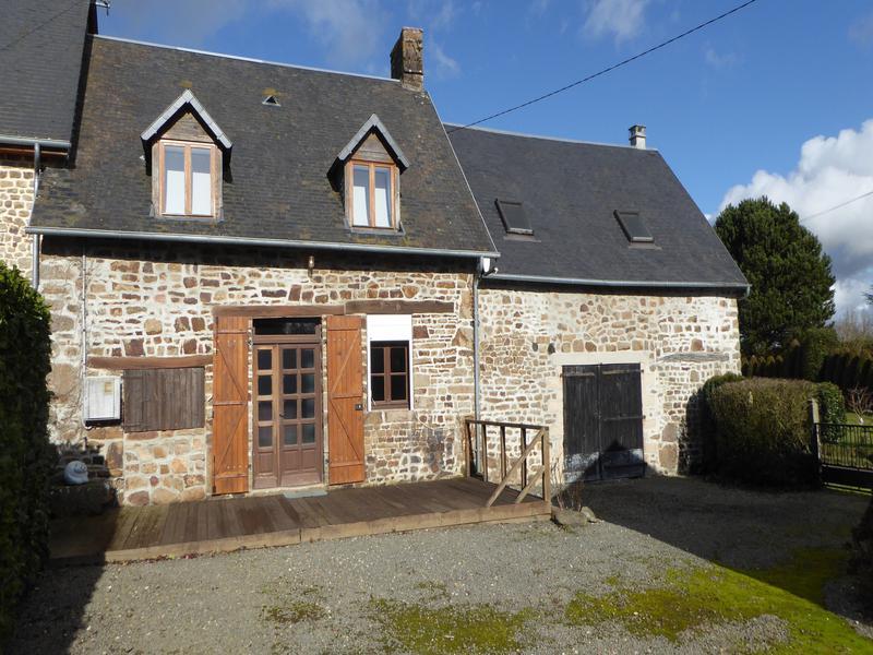 Maison à vendre à ST CYR DU BAILLEUL(50720) - Manche