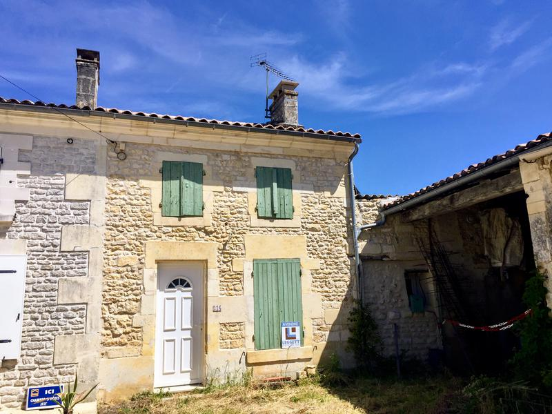 Maison à vendre à BURIE(17770) - Charente Maritime