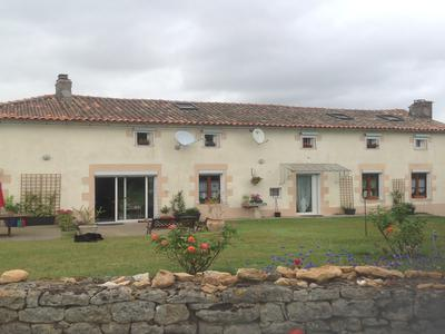 French property, houses and homes for sale in MAZIERES SUR BERONNE Deux_Sevres Poitou_Charentes