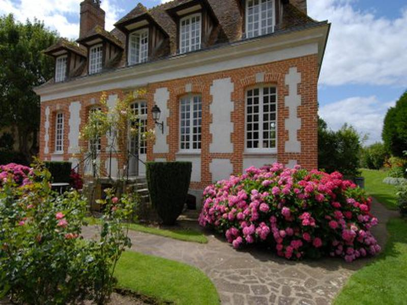 Chateau vendre en haute normandie eure muids charmant for Acheter une maison en france