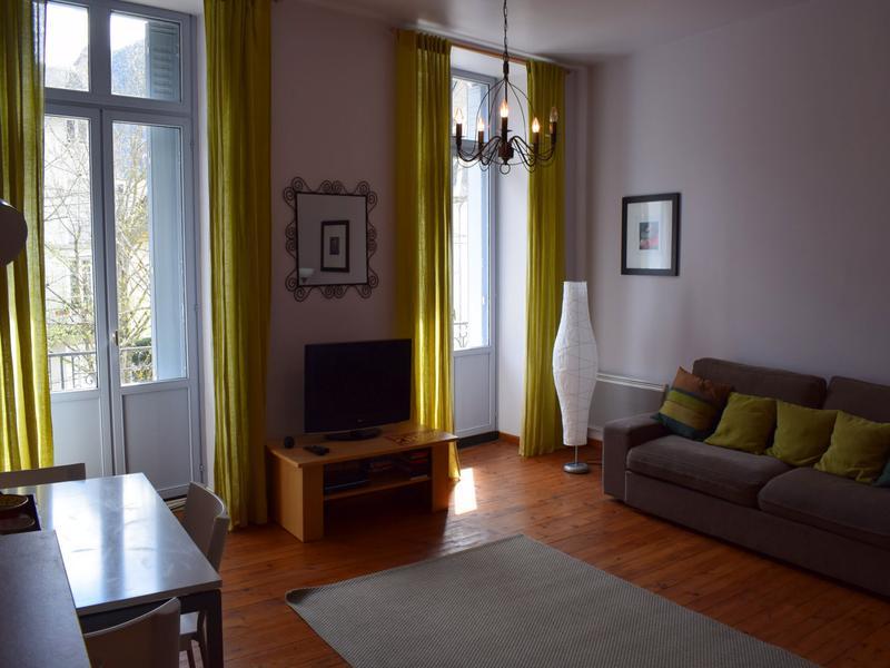 Apartment 2 Rooms In BAGNERES DE LUCHON Haute Garonne Midi Pyrenees