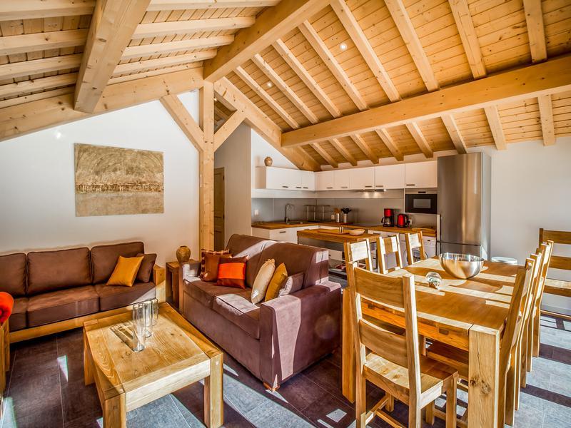 Chalet à vendre à PEISEY NANCROIX(73210) - Savoie