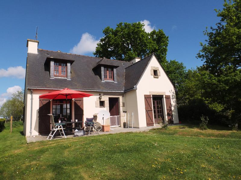 House For Sale In St Vincent Sur Oust Morbihan