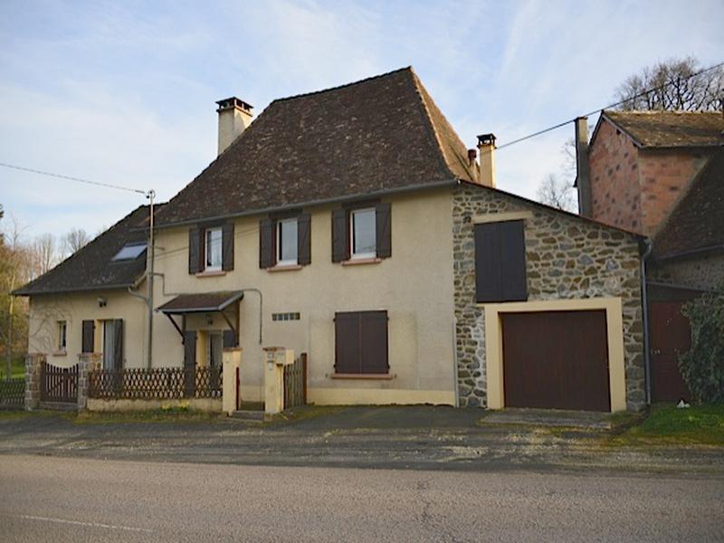 Maison vendre en limousin correze masseret maison for Acheter maison correze