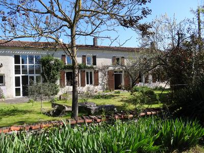 French property, houses and homes for sale in CHANTEMERLE SUR LA SOIE Charente_Maritime Poitou_Charentes