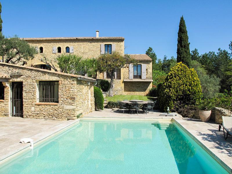 Maison vendre en languedoc roussillon gard castillon for Camping pont du gard avec piscine