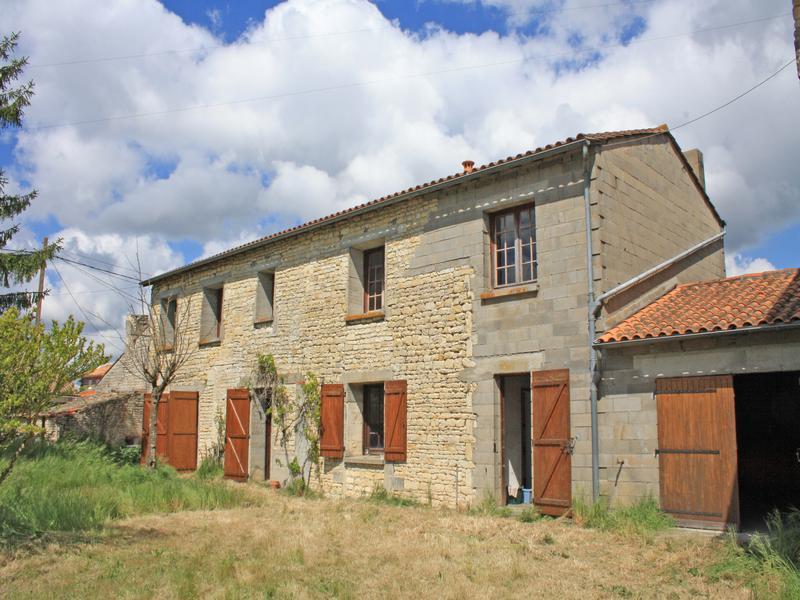Maison à vendre en Poitou Charentes - Charente VILLEFAGNAN Belle ...