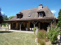 French property for sale in CHALAGNAC, Dordogne - €304,000 - photo 1