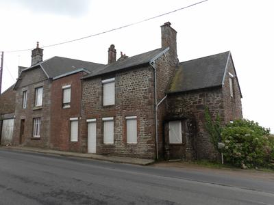 French property, houses and homes for sale in COULOUVRAY BOISBENATRE Manche Normandy