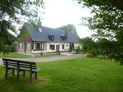 French property, houses and homes for sale in ST OUEN LE HOUX Calvados Normandy
