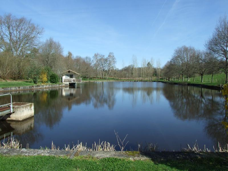 Lacs vendre en limousin haute vienne st mathieu etang for 86 haute vienne