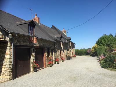 French property, houses and homes for sale in DOMALAIN Ille_et_Vilaine Brittany