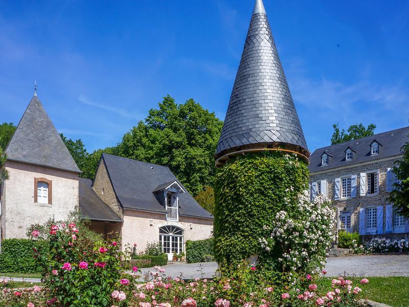 Maison vendre en aquitaine pyrenees atlantiques serres for Acheter une maison au vietnam pour un francais