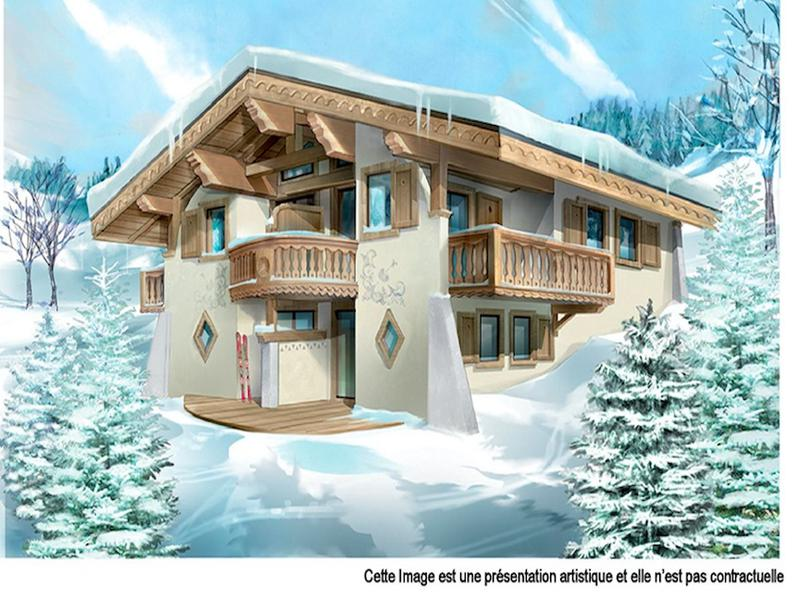 chalet for sale in gervais les bains haute savoie 4 bedroom new build ski chalet for