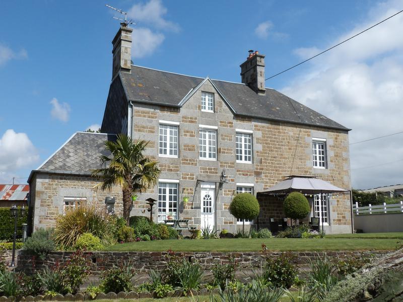 Maison vendre en basse normandie manche lingeard belle for Acheter une maison dans le perche