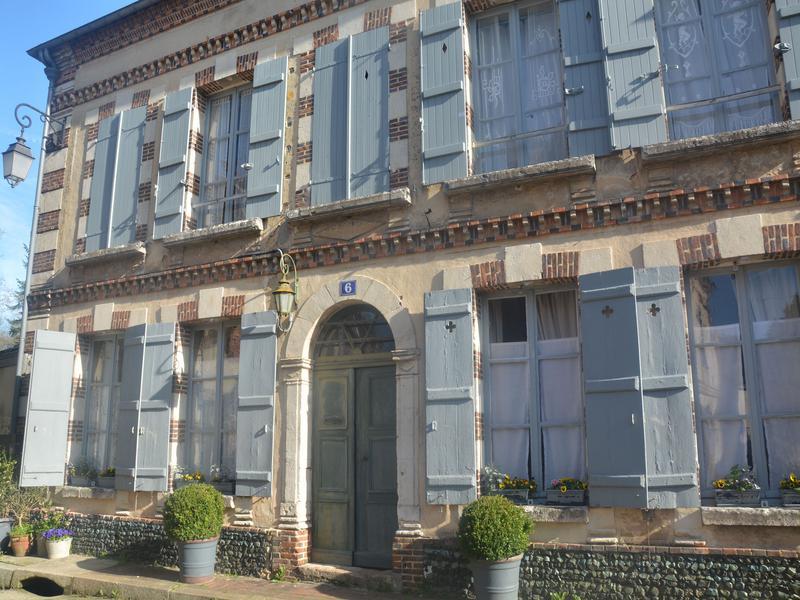 Maison vendre en basse normandie orne longny au perche for Acheter une maison dans le perche