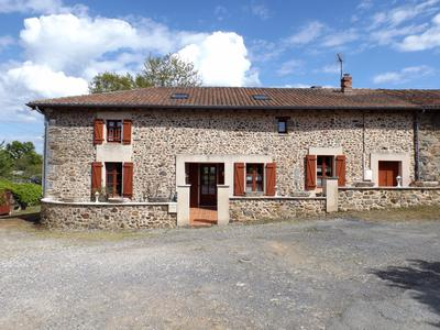 French property, houses and homes for sale in ST QUENTIN SUR CHARENTE Charente Poitou_Charentes