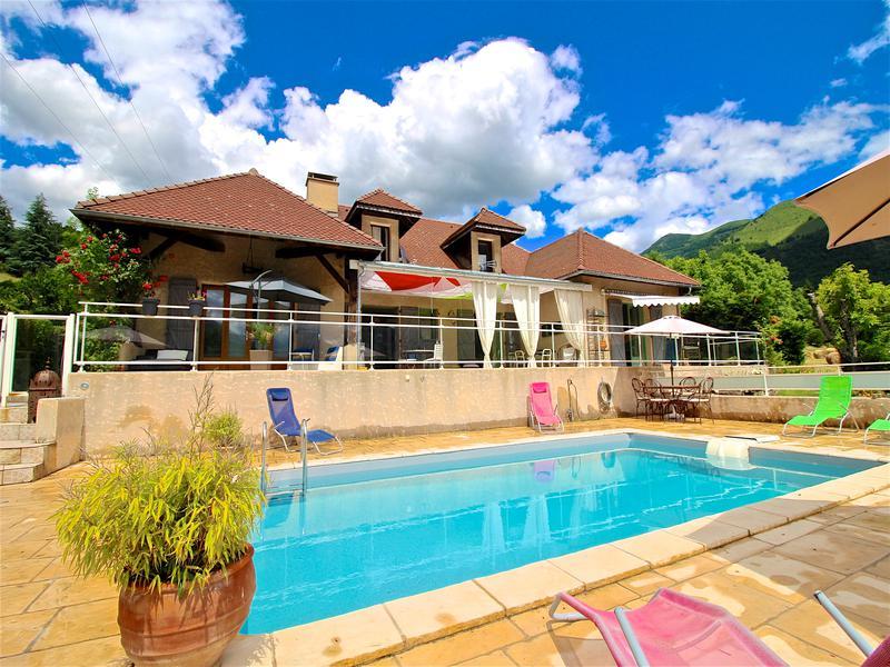 Maison à vendre en Rhone Alpes - Isere CORPS Très belle villa ...