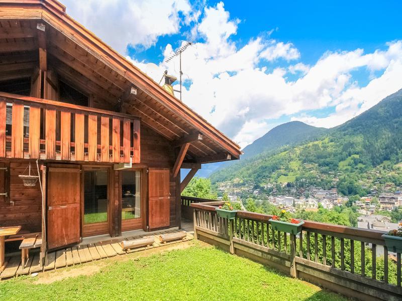 Appartement 4 pièces à vendre à SAINT GERVAIS LES BAINS (74170) -  Haute Savoie